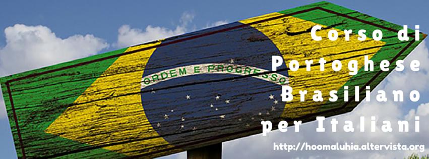 Corso di Portoghese Brasiliano per Italiani
