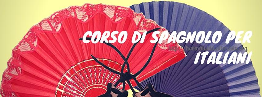 Corso di Spagnolo per italiani