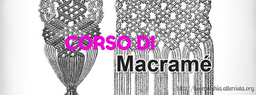 corso di macrame