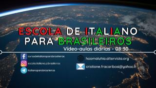 Escola de Italiano para Brasileiros - aulas de italiano