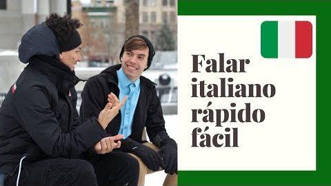 Falar italiano rapido facil