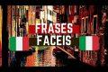 Frases italianas fáceis curtinhas para você comecar a falar italiano e se apresentar em italiano