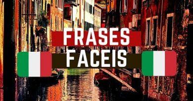 Frases italianas faceis curtinhas para voce comecar a falar italiano e se apresentar em italiano