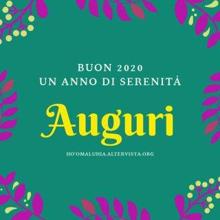 como desejar feliz ano novo em italiano