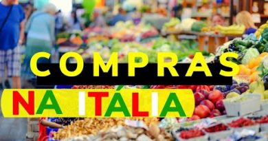 compras na italia
