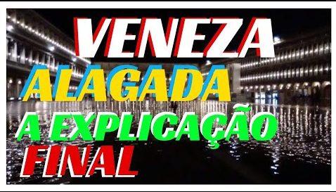 enchente Veneza 2019
