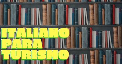 Italiano para Turismo