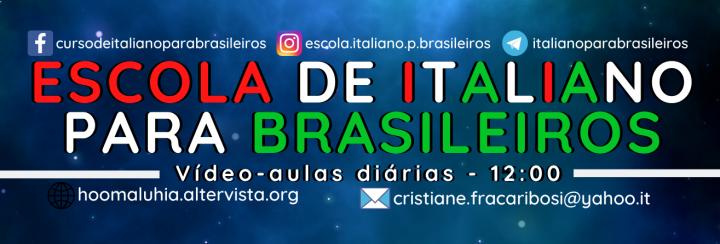 Escola de Italiano para Brasileiros