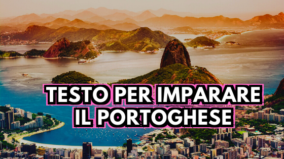 Testo per imparare il portoghese