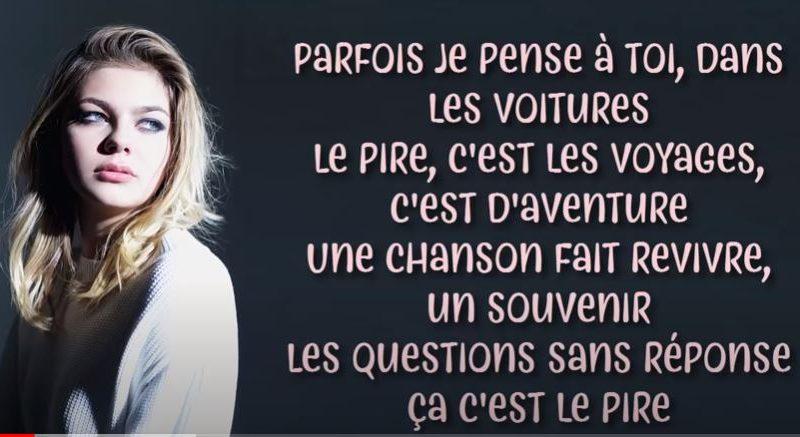 aprender francês com música - Si t'étais là