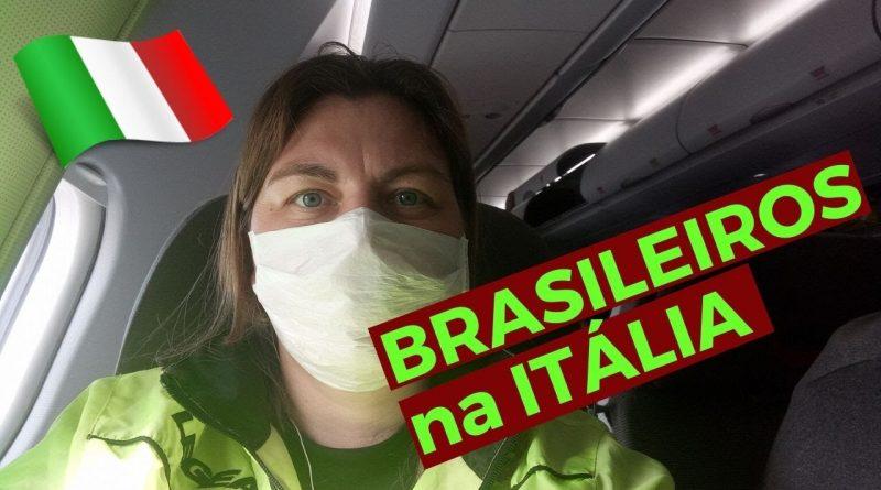 brasileiros na italia