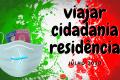 Viajar para a Itália em julho de 2020, cidadania italiana, residência italiana, anagrafe italiana e AIRE