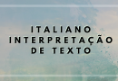 textos para estudar italiano