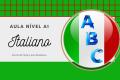 Curso de ITALIANO para iniciantes: alfabeto italiano - Soletrar palavras italianas