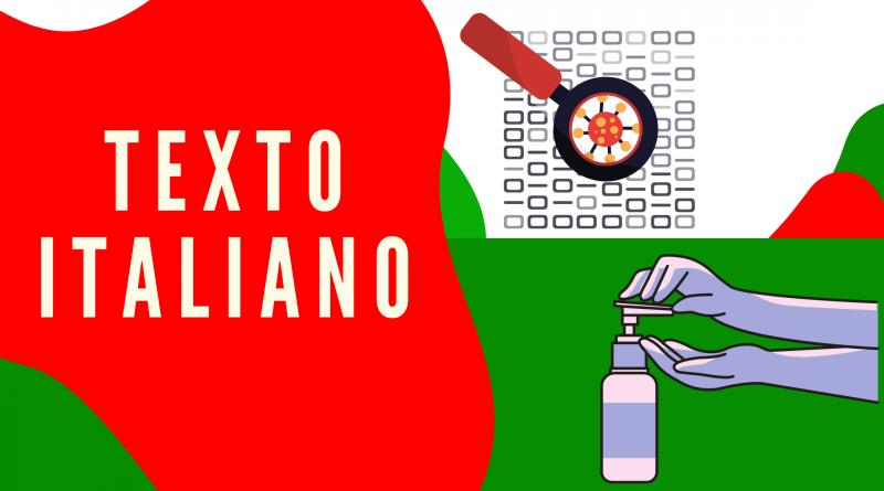 TEXTO ITALIANO