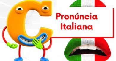 pronuncia da letra c em italiano