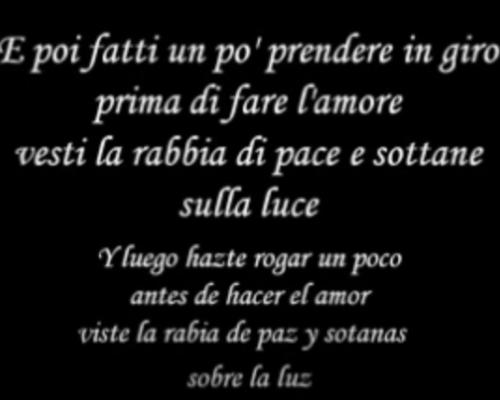 ti amo umberto tozzi estudar italiano com música