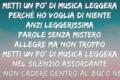 Musica leggerissima - Dimartino Colapesce: Italiano com música