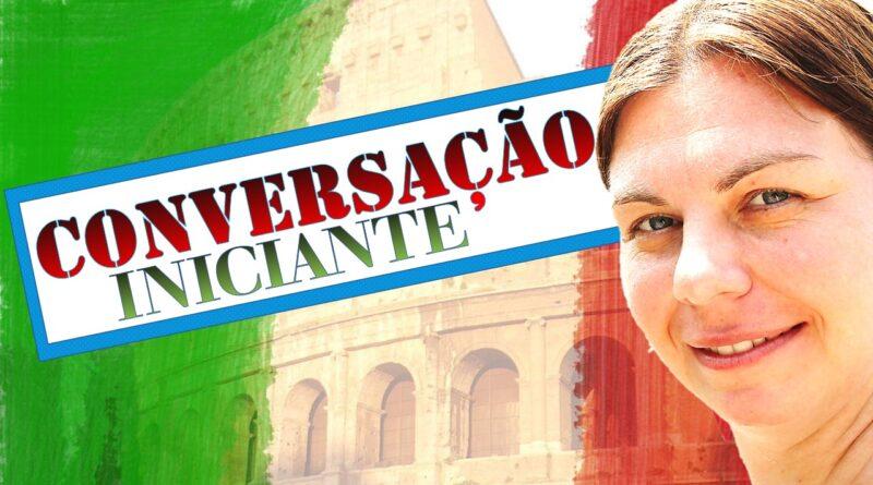 conversação iniciante italiano