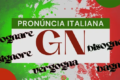 Pronúncia italiana: GN | Curso de italiano grátis