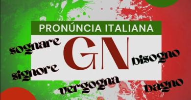 pronuncia italiana gn