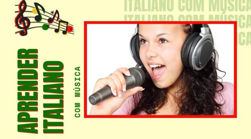 Aprender italiano com música os dias da semana
